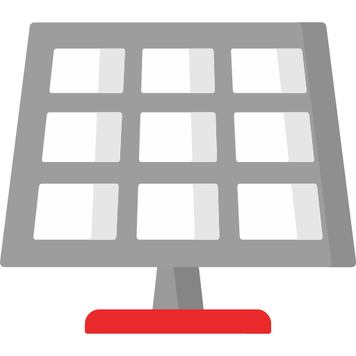 zonnepanelen-icoon
